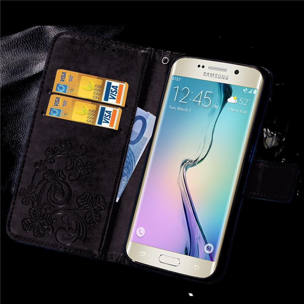 Samsung - Zen Flip Leather Samsung Case