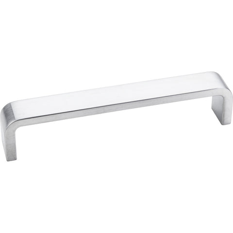 "5-1/4"" Zinc Die Cast Square Plain Cabinet Pull Various Finishes - DecorativeResources.com"