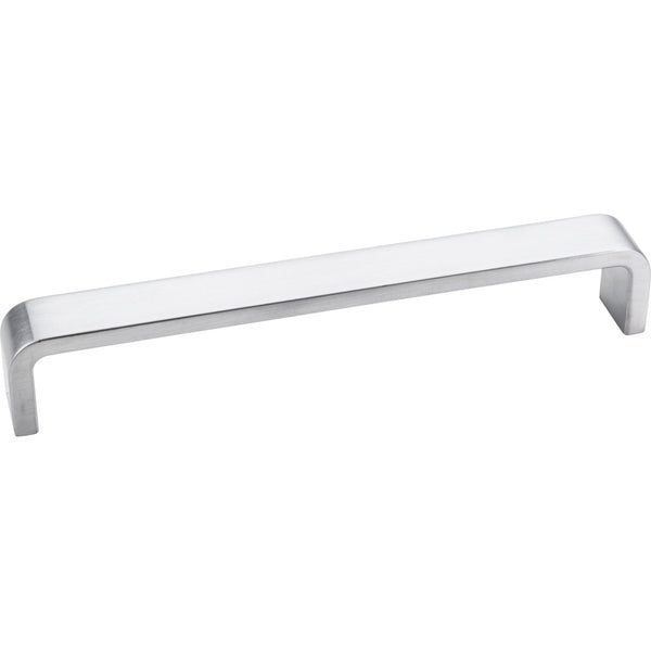 "6-9/16"" Zinc Die Cast Square Plain Cabinet Pull Various Finishes - DecorativeResources.com"