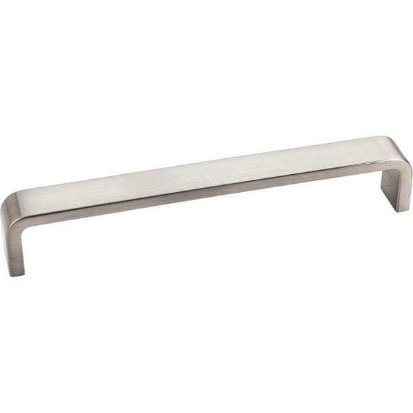 "6-9/16"" Zinc Die Cast Square Plain Cabinet Pull Various Finishes"