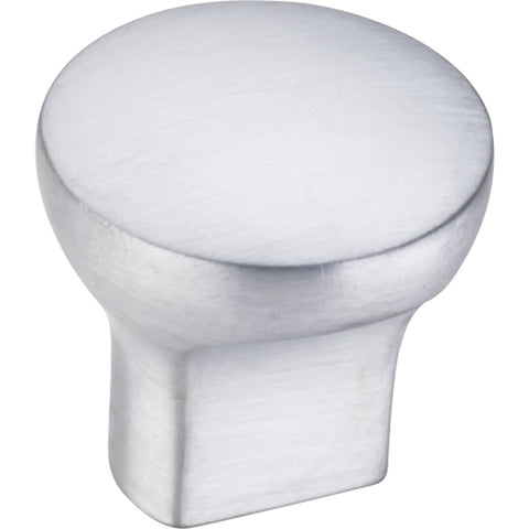"1"" Diameter Zinc Die Cast Round Plain Cabinet Knob Various Finishes - DecorativeResources.com"