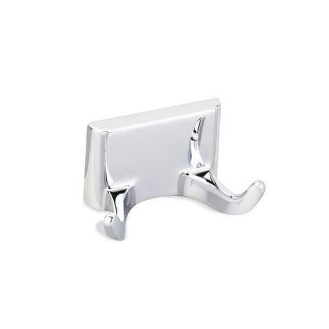 Traditional Style Robe Hook Polished Chrome Finish - DecorativeResources.com
