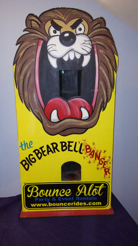 Big Bear Bell Ringer Game by Bounce Alot