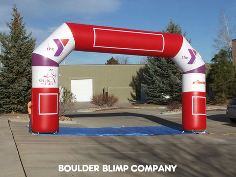 Inflatable Start / Finish Arch