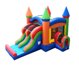 Kids Rainbow Playland Combo Unit