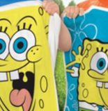 Sponge Bob Birthday Package Deal