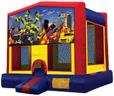 Themed Bounce House Birthday Package