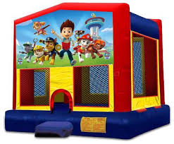 Themed Bounce House and Game Package