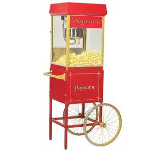 Popcorm machine for rent