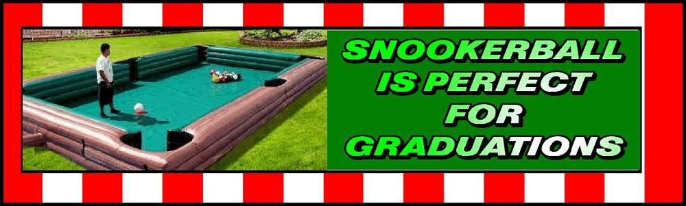 Inflatable Snookerball Game