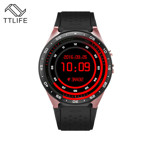 Hot TTLIFE Brand Touch Screen 1.39 Inch SmartWatch - MorningWoodWatches