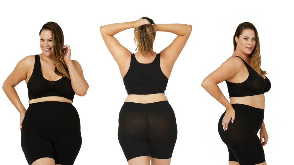 Say goodbye to chub rub with plus-size anti-chafing short