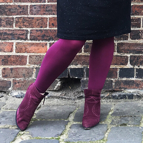 Sonsee footless tights wildberry street
