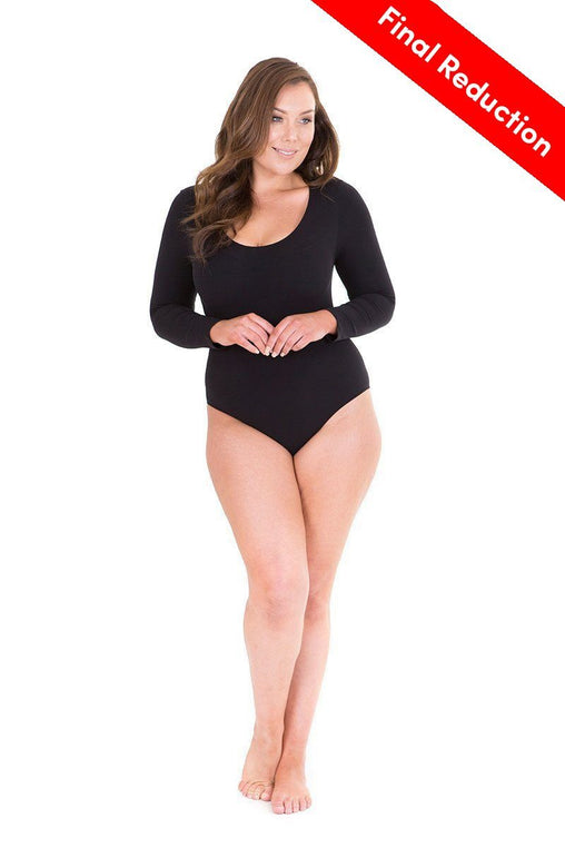 Long Sleeve Bodysuit Long Sleeve Bodysuit Intimates Sonsee