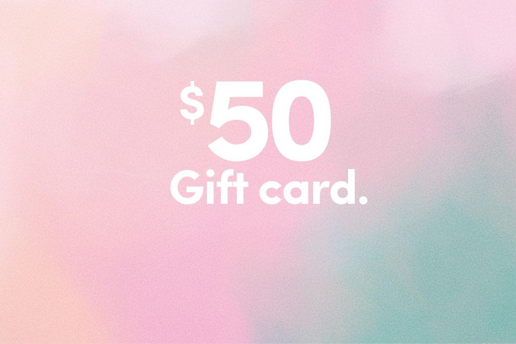 Gift Card Gift Card sonsee