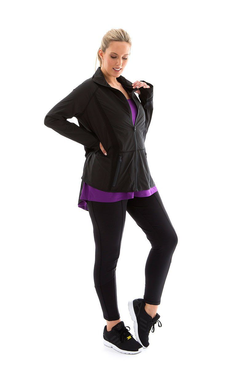 In Action Jacket In Action Jacket Activewear Sonsee