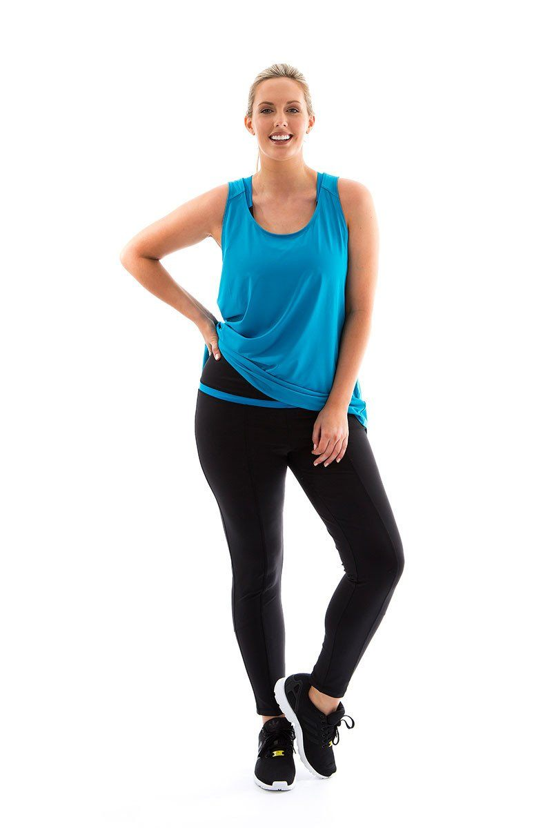 Life's a Breeze Singlet Activewear Sonsee
