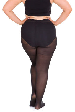 Opaque 60 Denier Full Tights Opaque 60 Denier Full Tights Hosiery Sonsee