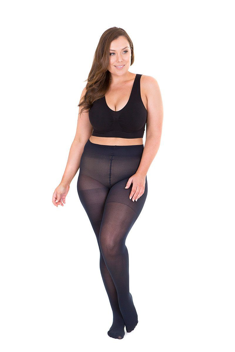 Opaque 60 Denier Full Tights midnight