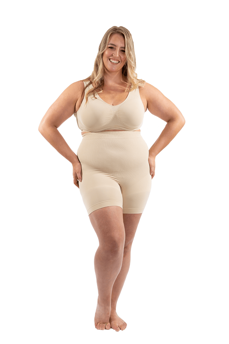 Anti Chafing Shapewear Shortin - Nude