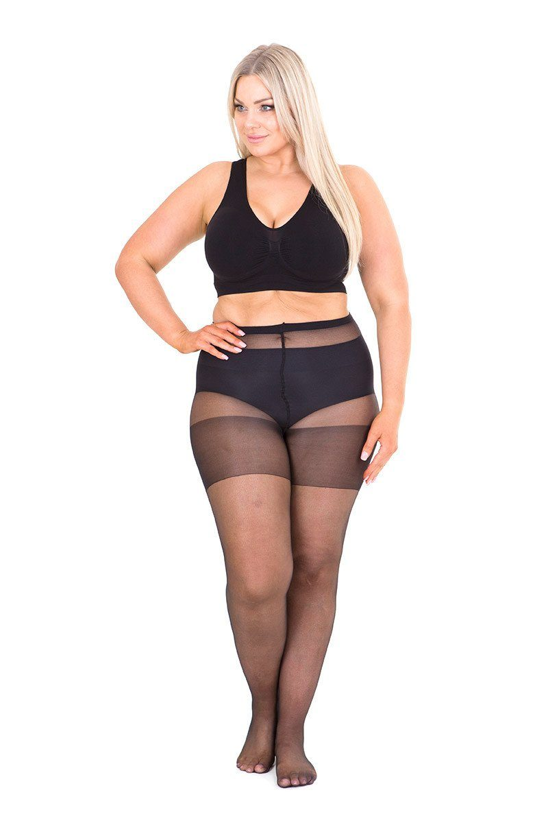 Sheer 20 Denier Full Tights black