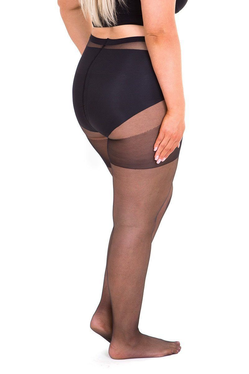 Sheer 20 Denier Full Tights Hosiery Sonsee