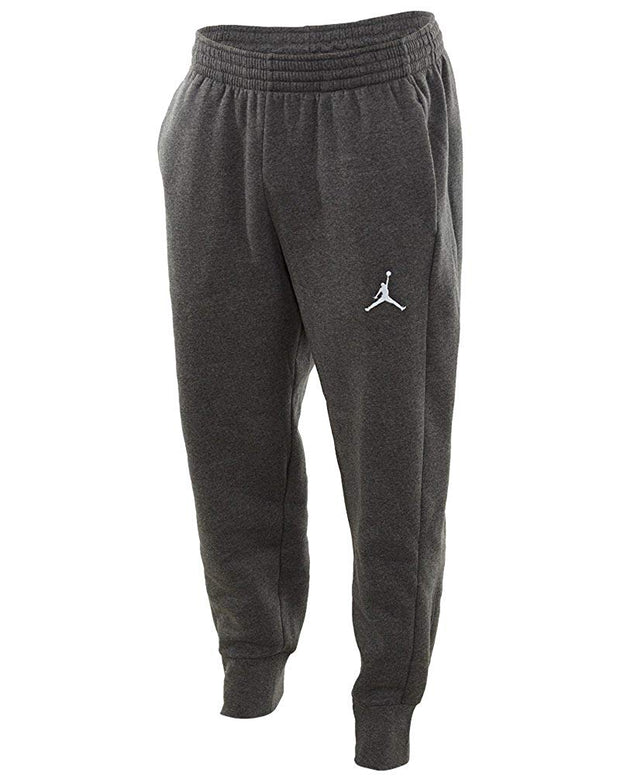 NIKE Mens Jordan Flight Basketball Ribbed Cuff Sweatpants