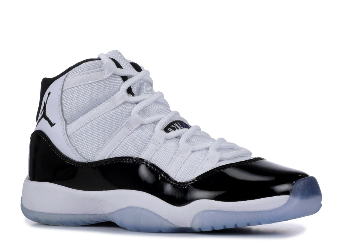 "AIR JORDAN 11 RETRO (GS) ""CONCORD 2018 RELEASE"""