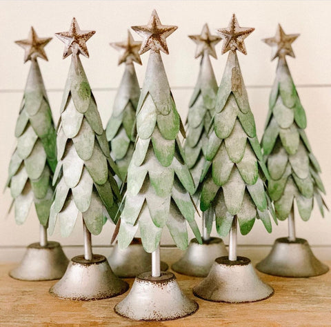 Everpine Tree with Star 10""
