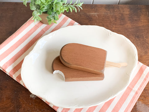 Handmade Fudgesicle