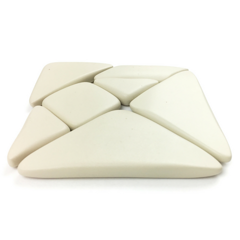 Pebble Bamboo Tangrams (natural)