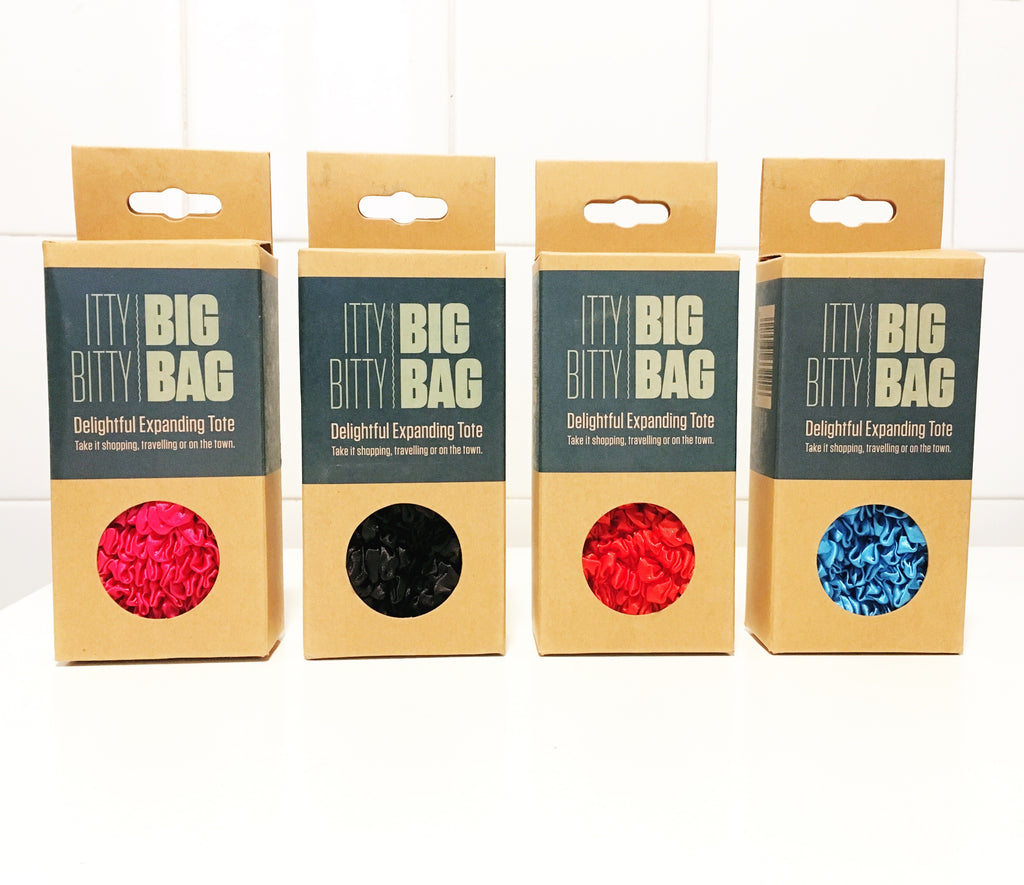 Special Offer - Set of Four Itty Bitty Big Bags
