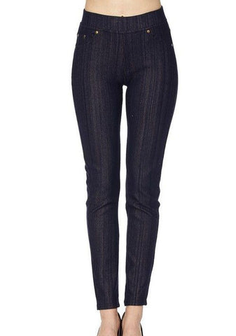 #1 Selling Jegging-Skinny Pull on Pant