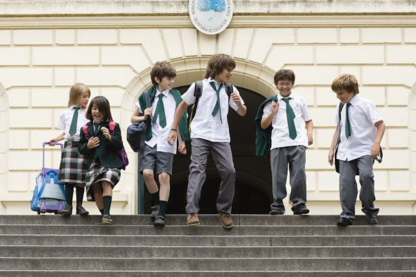 Some Great Facts about School Uniforms that will make you go Wow