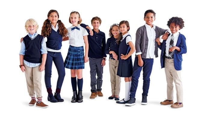 Time For Kids School Uniform Shopping - Top Tips That Will Help You