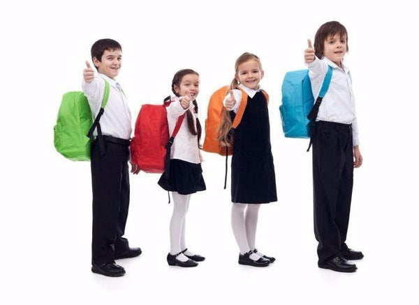 School Uniforms Do Not Necessarily Mean Boring: Here is How You Can Make Uniforms Look Interesting