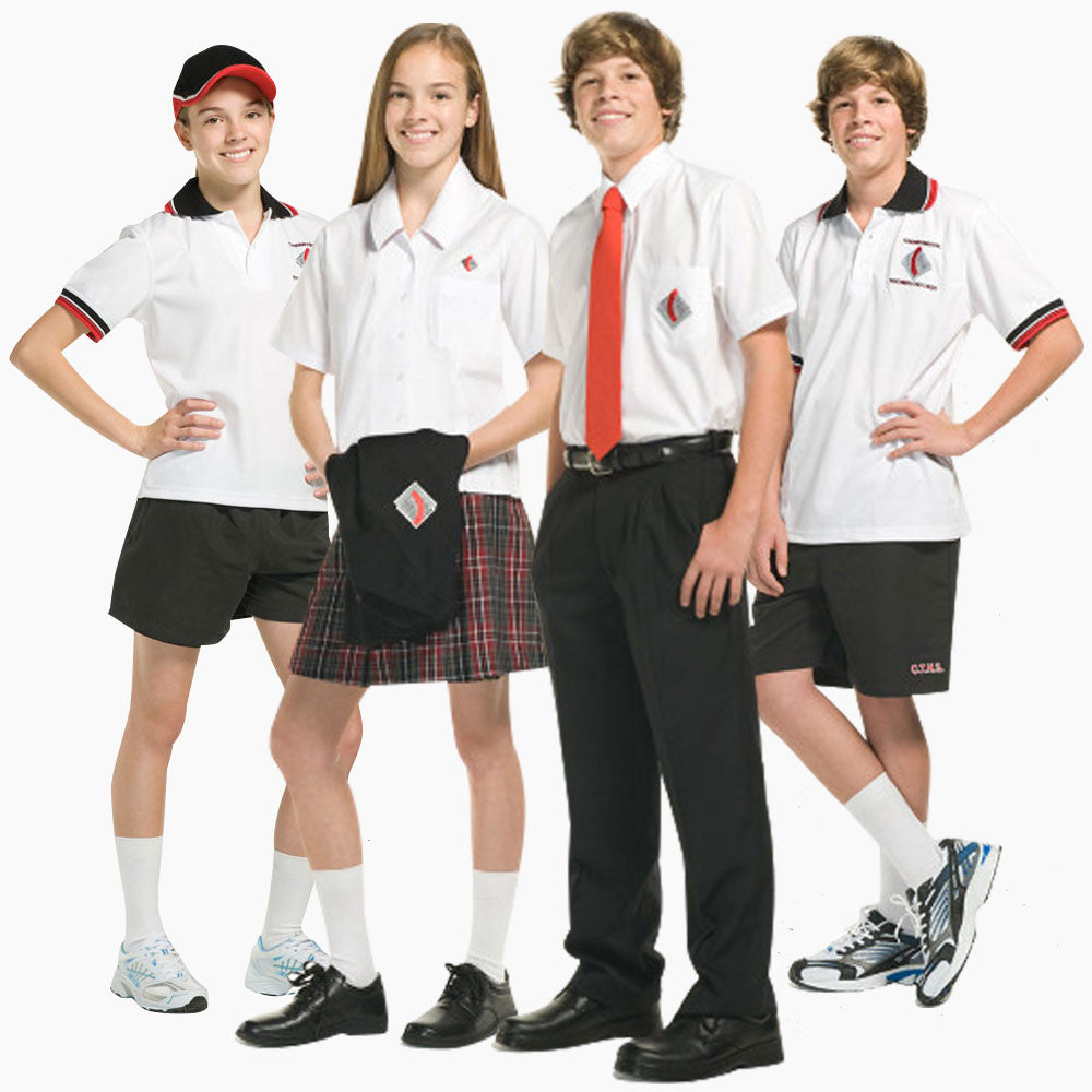 uniforms high school A complete selection of quality school uniforms toll-free phone service and fully automated online ordering.