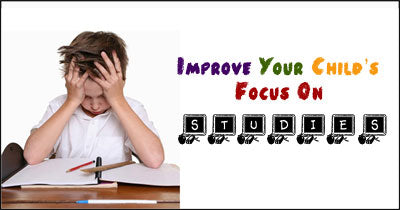 Improves Focus on Studies