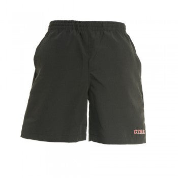 Black<Br>Cths - Boys Sports Shorts - Cths Boys Shorts