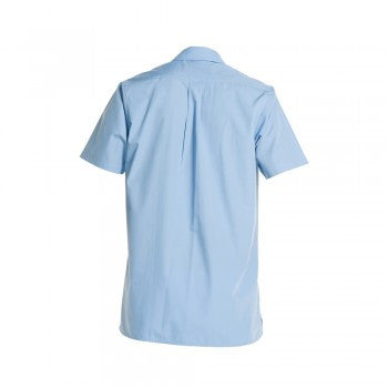 Boys Short Sleeved Open Necked Shirt