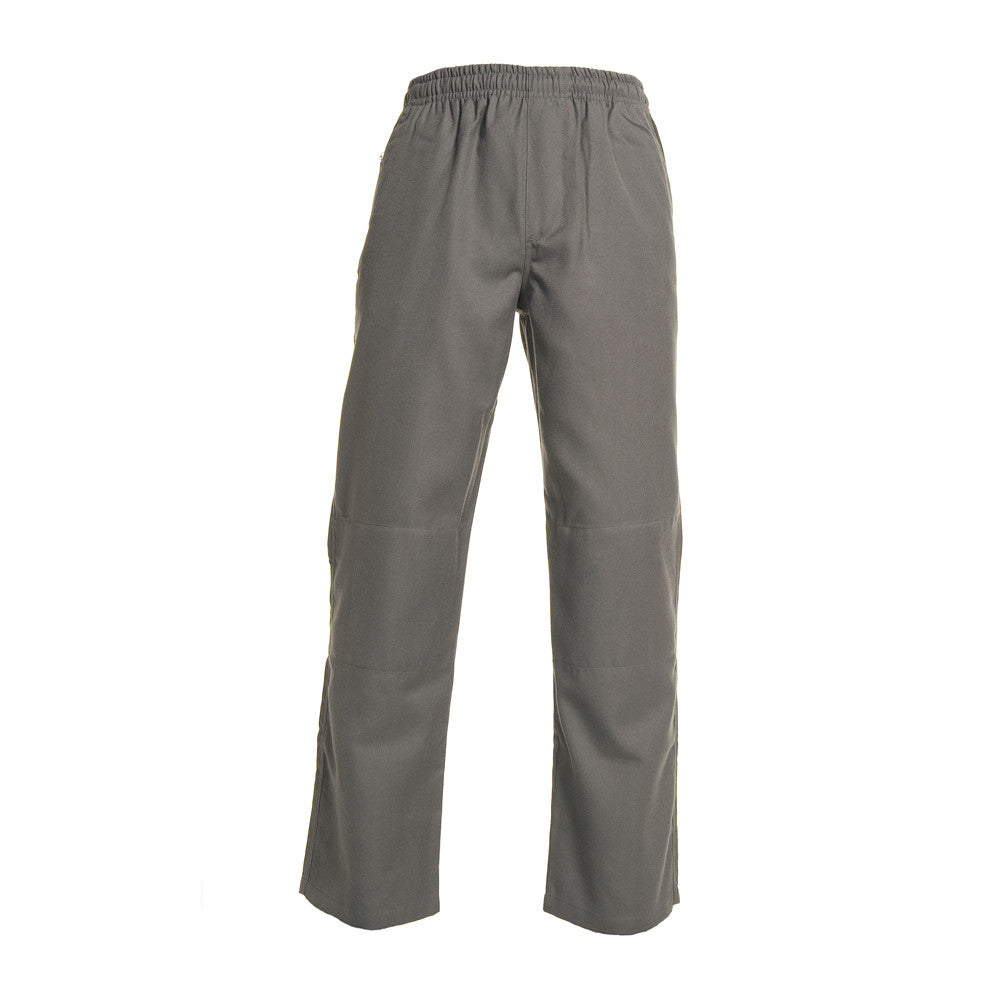 Grey Boys Elastic Pants