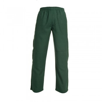 Green <br>Boys Elastic Pants