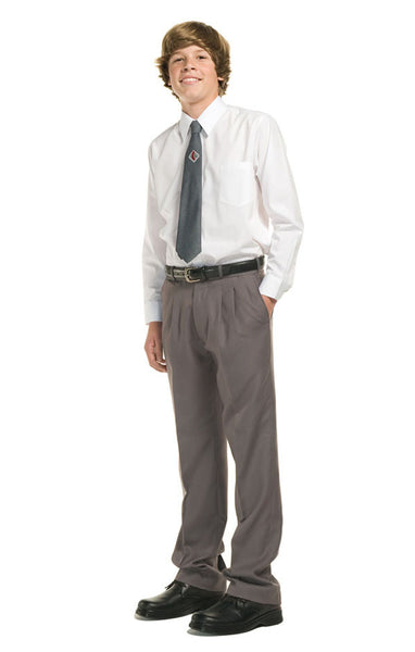 Order Boys Grey College Trouser Up To 80 Off  Buy College Trousers Online - School -4973