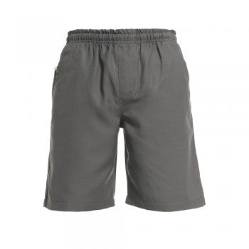 Grey <br>Boys Elastic Shorts