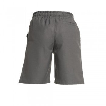 Grey Boys Elastic Shorts