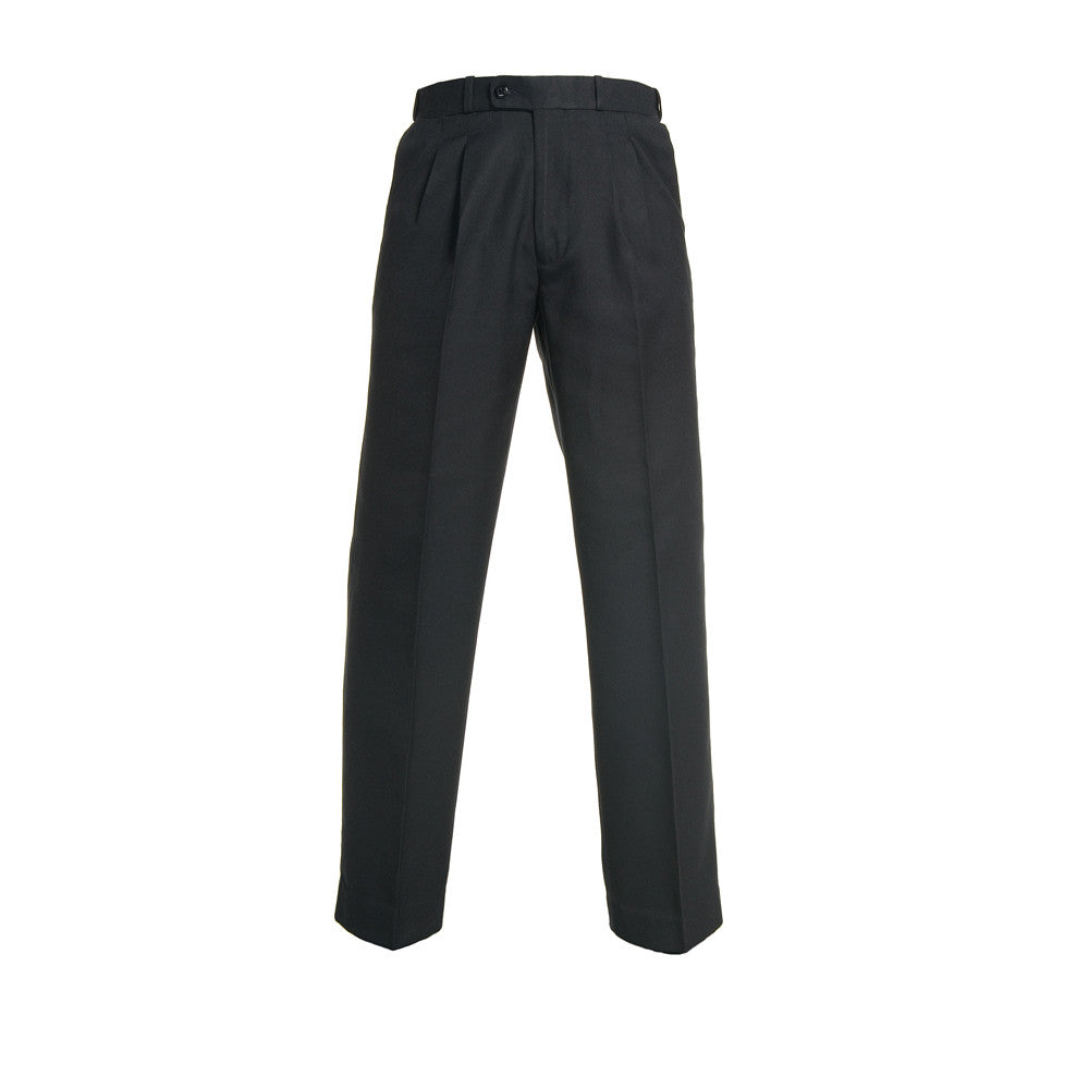 Navy<br>Boys Extendable Waist College Trouser