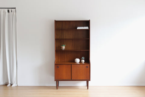 Danish Bookcase