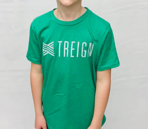 Classic Treign Youth Tee