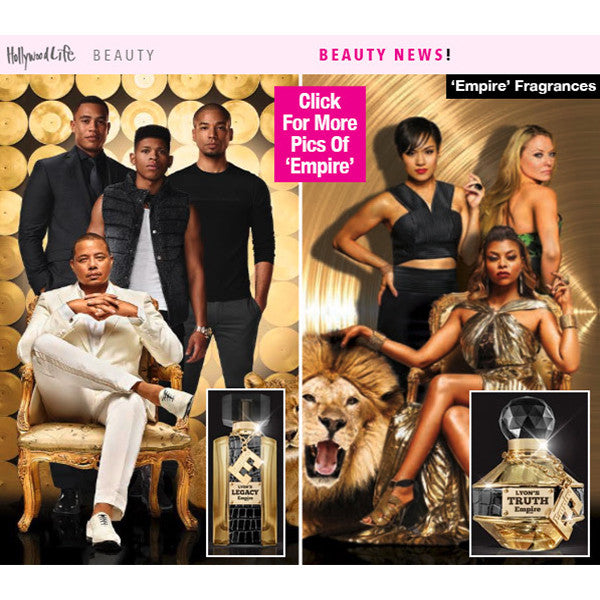 Hollywood Life Feature: Empire Fragrance