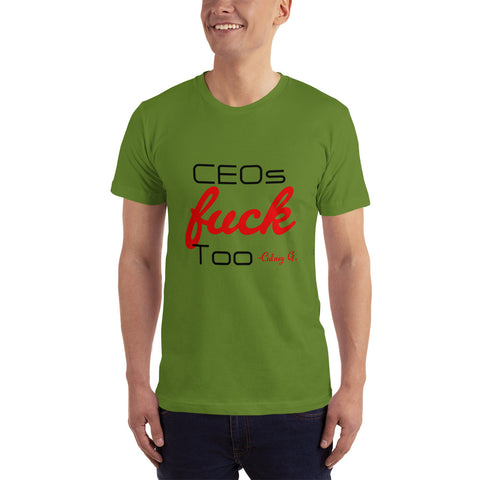 CEO American Apparel T-Shirt